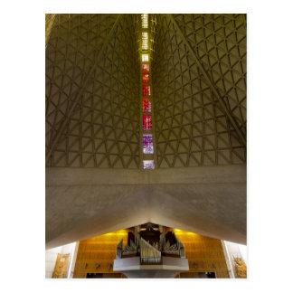A catedral de St Mary, cartão de San Francisco
