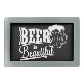 A cerveja é bonita