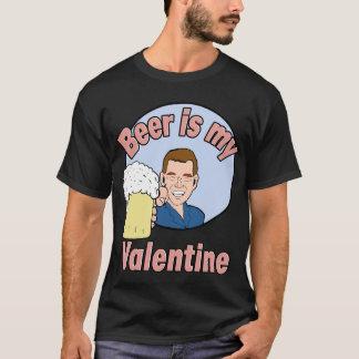 A cerveja é minha camisa dos namorados
