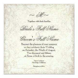 A chave a meu coração, casamentos do redemoinho convites personalizado