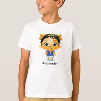 A cidade do animal de estimação caçoa o t-shirt