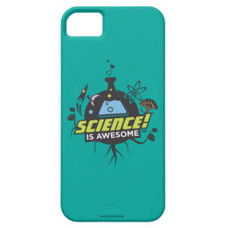 A ciência é impressionante capa barely there para iPhone 5