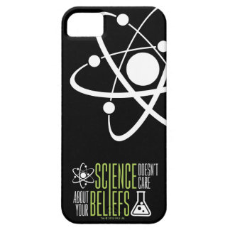 A ciência não se importa capas para iPhone 5