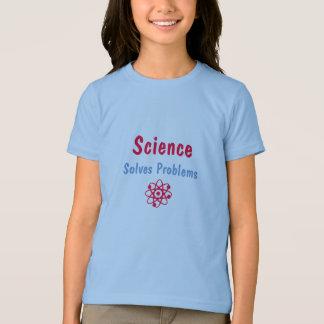 A ciência resolve a camisa dos problemas