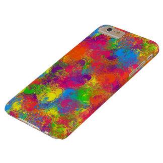 A CKC-Pintura pode 6 Florais-iPhone o caso Capa Barely There Para iPhone 6 Plus