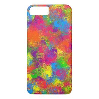 A CKC-Pintura pode 7 Florais-iPhone o caso Capa iPhone 7 Plus