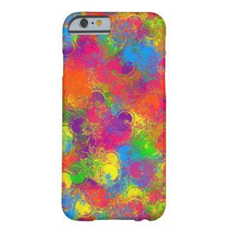 A CKC-Pintura pode o caso 6 Floral-iphone Capa Barely There Para iPhone 6