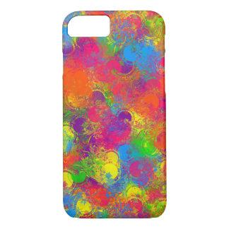 A CKC-Pintura pode o caso 7 Floral-iPhone Capa iPhone 7