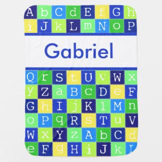 A cobertura personalizada de Gabriel Cobertores De Bebe
