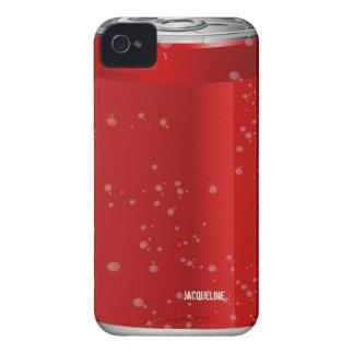 A cola pode capa de iphone 4 engraçado capa para iPhone