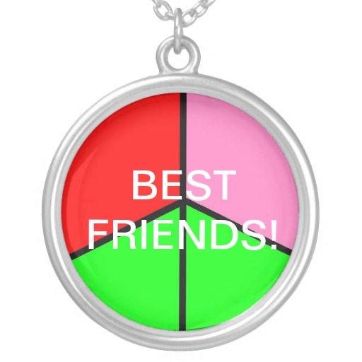 A colar dos melhores amigos