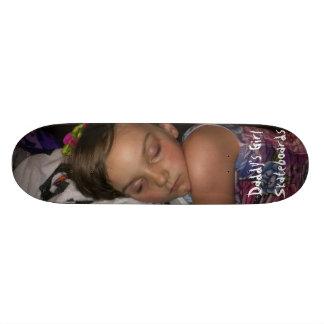 A coleção de Courtney Shape De Skate 18,1cm