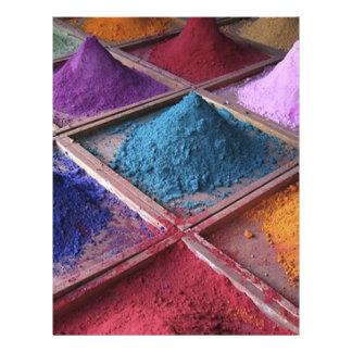 a composição colorful_world2 pulveriza o estilo da panfletos personalizado