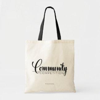 A comunidade sobre o bolsa da competição