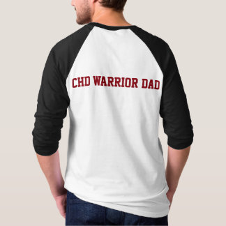 A consciência de CHD não é camisa do pai do