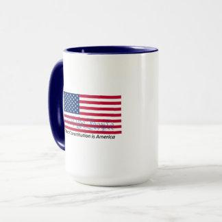 A constituição é caneca de América 2