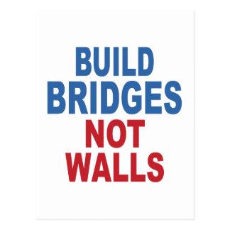 """A """"construção constrói uma ponte sobre cartão não"""