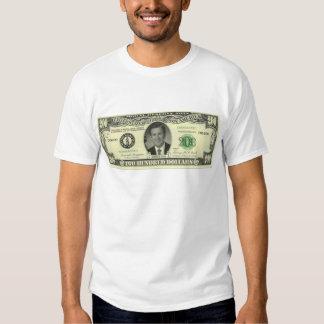 a conta do arbusto $200 tshirt
