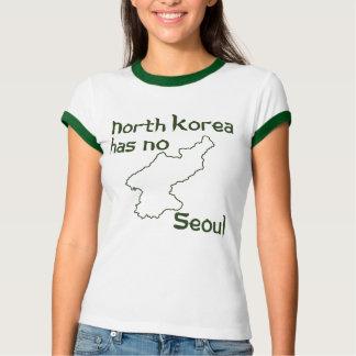 A Coreia do Norte não tem nenhum Seoul Camisetas
