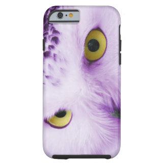A coruja Eyes o caso do iPhone 6 Capa Tough Para iPhone 6
