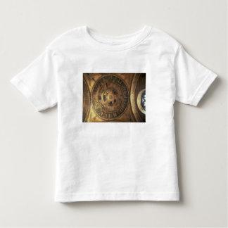 A criação do mundo, da cúpula da génese tshirts