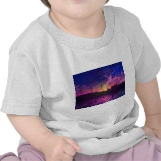 A crucificação do Jesus Cristo Camiseta