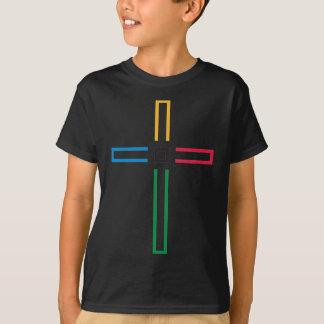 A cruz do evangelho camiseta