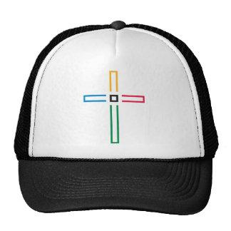 A cruz do evangelho boné