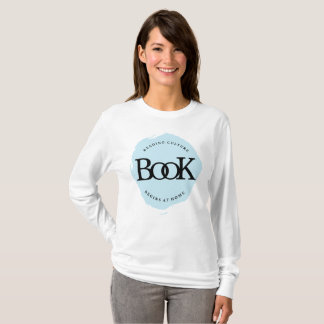 A cultura da leitura começa em casa a camisa
