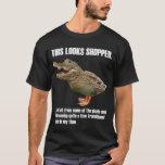 A decepção de Crocoduck T-shirt