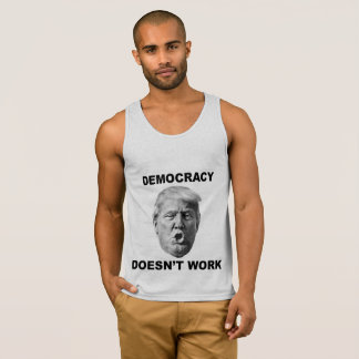 A democracia não trabalha