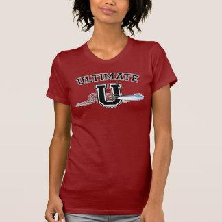 A disposição 2 de U tomou partido pequeno T das T-shirts