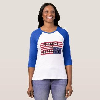 A dissidência é camisa patriótica