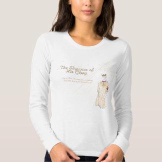 A elegância de seu T da glória T-shirt