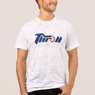 A emoção queima o T Camiseta