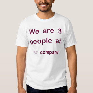 A empresa (app) tshirts
