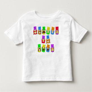 A escola é legal - miúdos camiseta