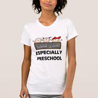 A escola pré-escolar é camiseta legal e presentes