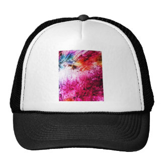 A escova afaga o rosa brilhante criativo de Digita Bone