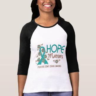 A esperança importa 3 PKD Camiseta