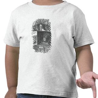 A estação de Edison o Co Illuminating elétrico T-shirts