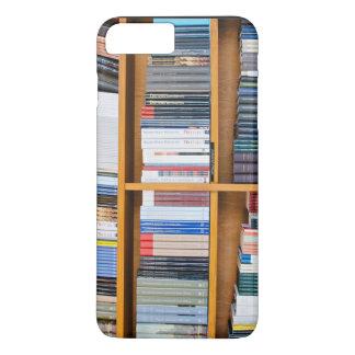 A estante temático, ajustou ordenadamente as capa iPhone 7 plus