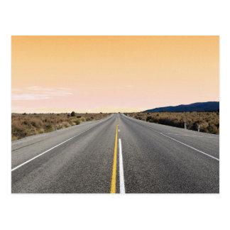 A estrada ao cartão da nenhumaa parte