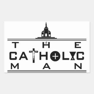 A etiqueta católica do homem