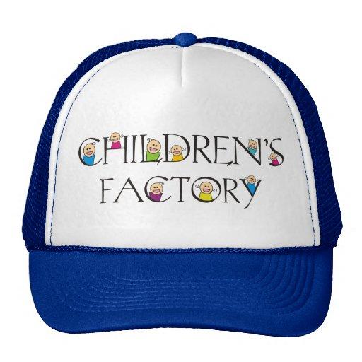A fábrica das crianças bone