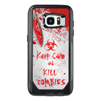 A faca mantem-se os zombis calmos e do matar
