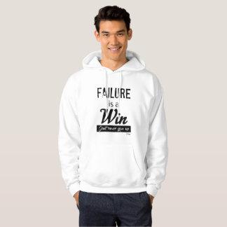 A falha é uma camisa da indicação da vitória