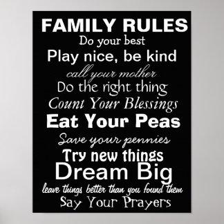 A FAMÍLIA ORDENA #2, inspiração para uma família Poster