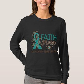 A fé importa 3 PKD Camiseta