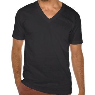 A felicidade é um t-shirt quente do músico